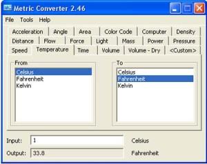 Matric Converter 2.46