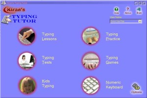 Kirans Typing Tutor01