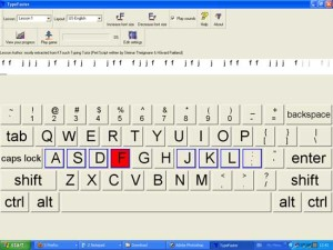 Typing Faster