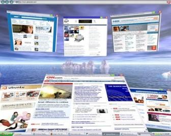 windows 3d desktop